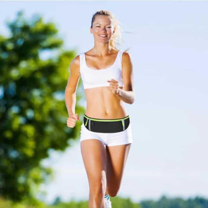 Mâini libere în timpul jogging-ului image